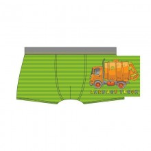 Трусы мужские шорты Cornette 701 Kids 48