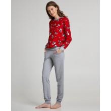 Пижама ELLEN LNP 170/002 red