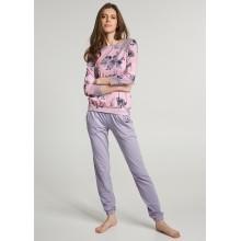 Пижама ELLEN LNP 274/001 lilac