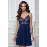 Сорочка ночная Jasmine 8114/43 Carmela blue
