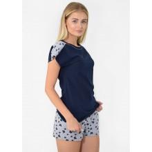 Пижама N.EL 1109-15 blue