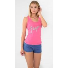 Пижама N.EL 1112-15 pink-blue