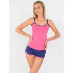 Пижама N.EL 1123-15 pink-blue