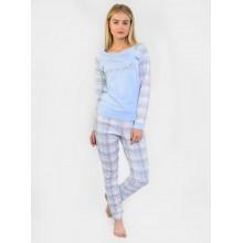 Пижама N.EL 1134-19 blue