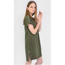 Платье N.EL 1201-15 khaki