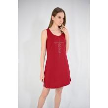 Сорочка ночная N.EL 1204-12 red