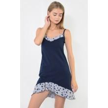 Сорочка ночная N.EL 1220-15 blue