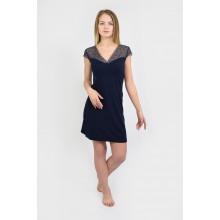 Сорочка ночная N.EL 781-92 blue