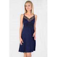 Сорочка ночная N.EL 790-92 blue