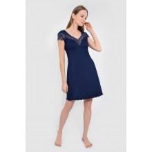 Сорочка ночная N.EL 793-92 blue