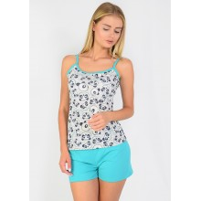 Пижама N.EL 819-11 turquoise