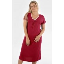 Сорочка ночная N.EL 926-92 cherry