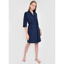Халат женский N.EL 937-93 blue