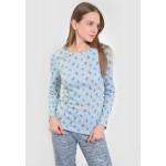 Пижама N.EL 967-37 turquoise