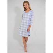Сорочка ночная N.EL 970-19 blue