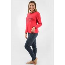 Пижама N.EL 972-37 red