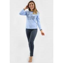 Пижама N.EL 972 blue