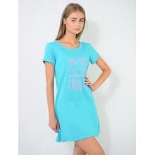 Сорочка ночная N.EL 985-12 menthol