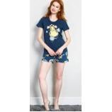 Пижама Vienetta 708032-0442 blue