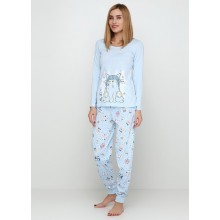 Пижама Vienetta 802135-7090 blue