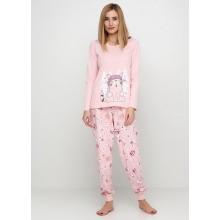 Пижама Vienetta 802135-7090 pink