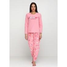 Пижама Vienetta 804188-1871 pink