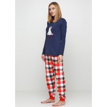 Пижама Vienetta 804203-8098 blue